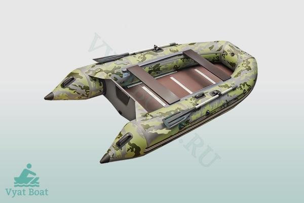 Лодка пвх HUNTER KEEL 3200 KHAKI