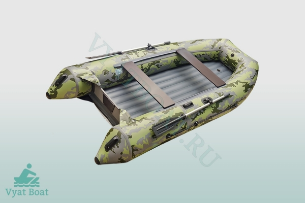 Лодка пвх ZEFIR 3300 LT KHAKI