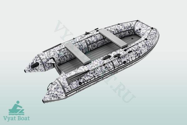 Лодка пвх ZEFIR 3600 PIXEL