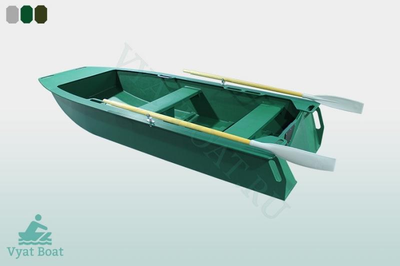 Лодка пнд ДЖОНБОТ 350K