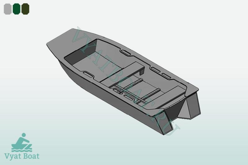 Лодка пнд ДЖОНБОТ 320