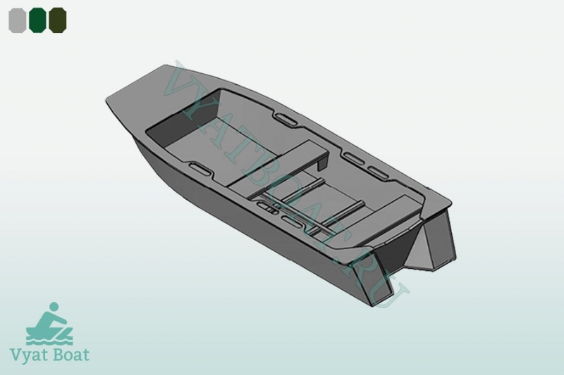 Лодка пнд ДЖОНБОТ 480