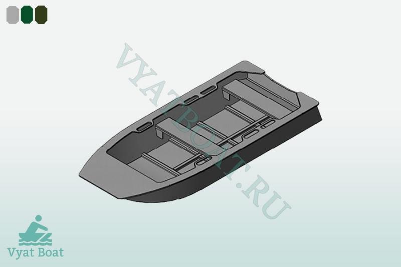 Лодка пнд ДЖОНБОТ 350
