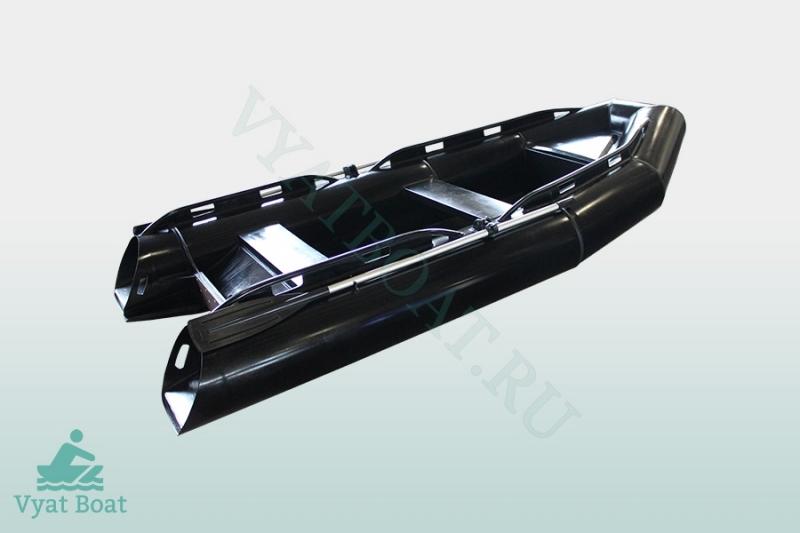 Лодка пнд РИБ 380R