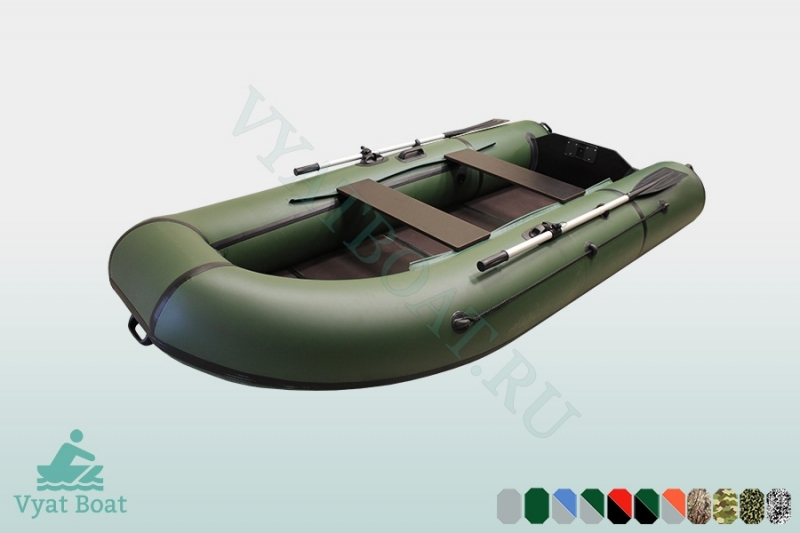 Лодка пвх HUNTER 3200 эконом