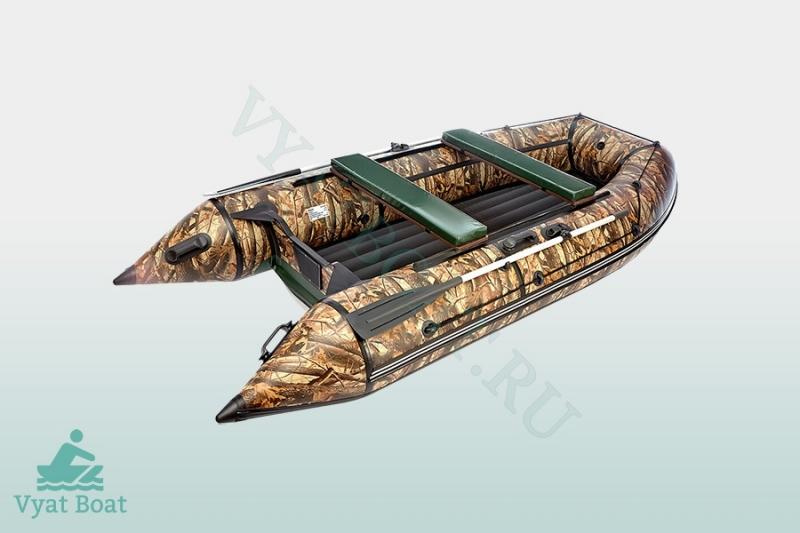 Лодка пвх ZEFIR 3600 FOREST
