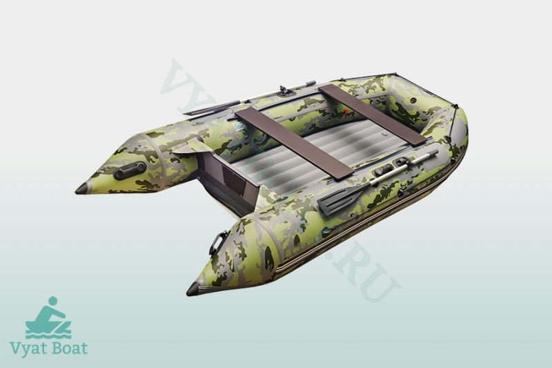 Лодка пвх ZEFIR 3300 KHAKI