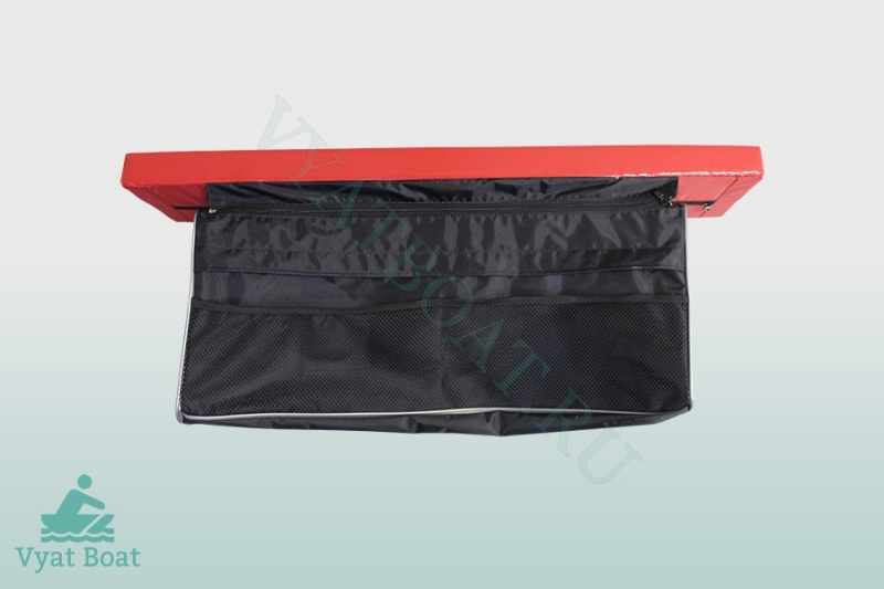 Накладка с сумкой